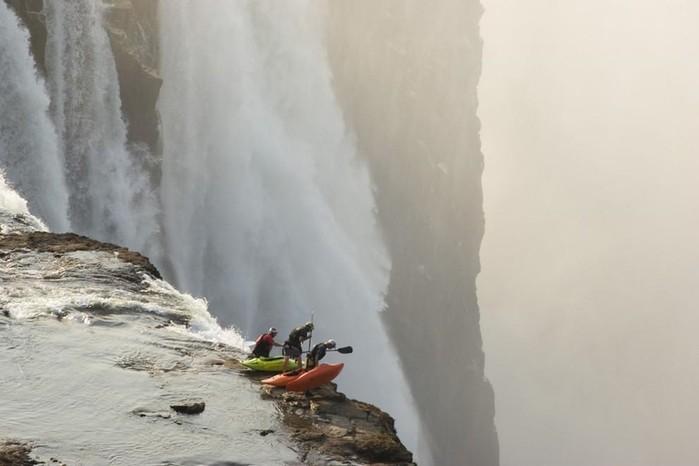 Высотные фотографии захватывают дух