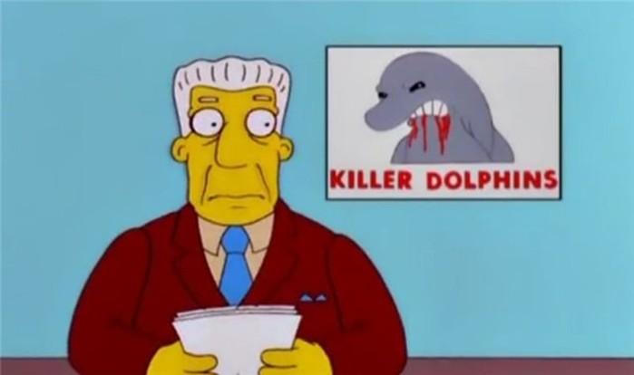 Зачем дельфины убивают и насилуют людей