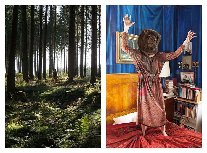 Фантазия переплетается с реальностью: лучшие фотографы мира
