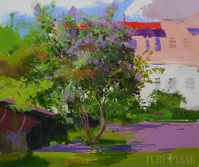 contemporary-landscape-painting-lilac-tree (700x588, 531Kb)