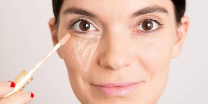 Как освежить лицо с помощью макияжа