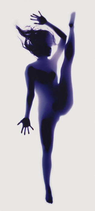 Голая йога: классические асаны снизу