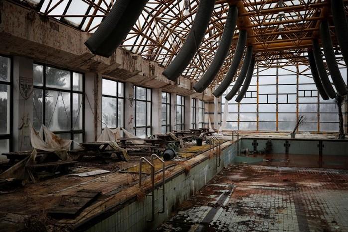 Заброшенные здания Южной Кореи, где пройдет Олимпиада