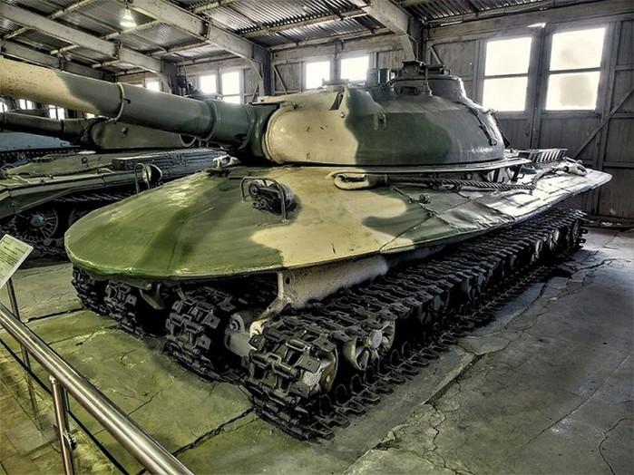 Объект 279: советский «танк апокалипсиса»