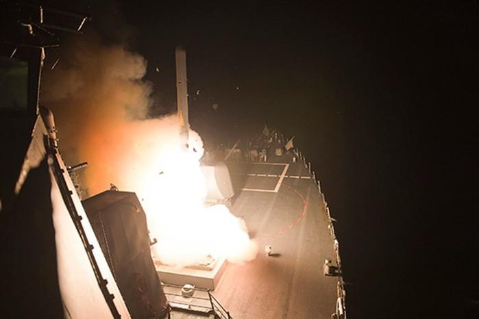 Путин решил ответить США назапуск крылатой ракеты
