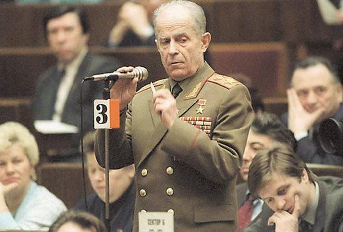 Что заставило маршала Ахромеева покончить жизнь самоубийством