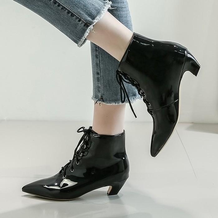 Какая обувь будет в моде этой осенью