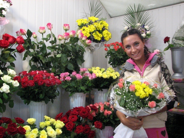 часто собирались продавец цветов смешное фото ребенок сад ходил
