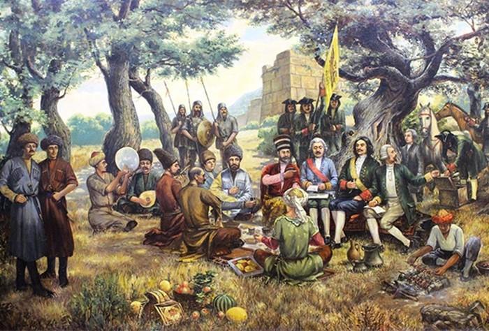 Почему Россия отдала новые земли, присоединенные Петром Великим