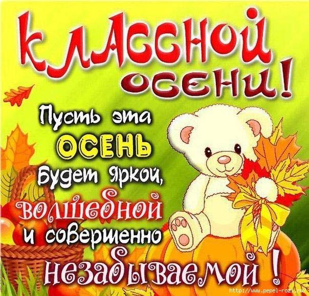Поздравления с осенью в картинках прикольные, слово поздравление днем