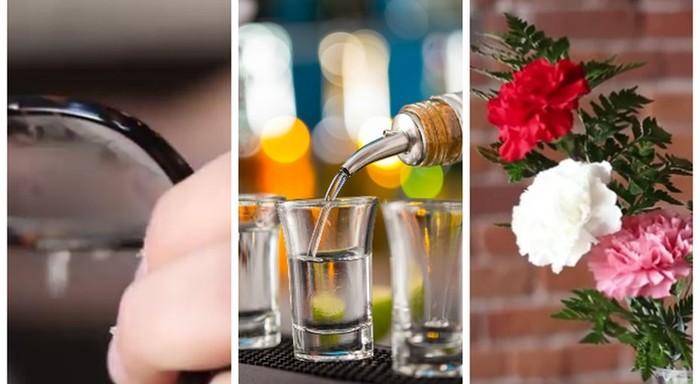10 лайфхаков с водкой: незаменимый продукт
