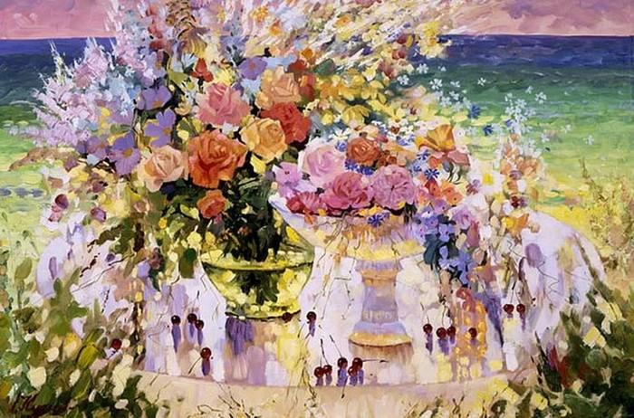Творчество художника Сергея Кузина