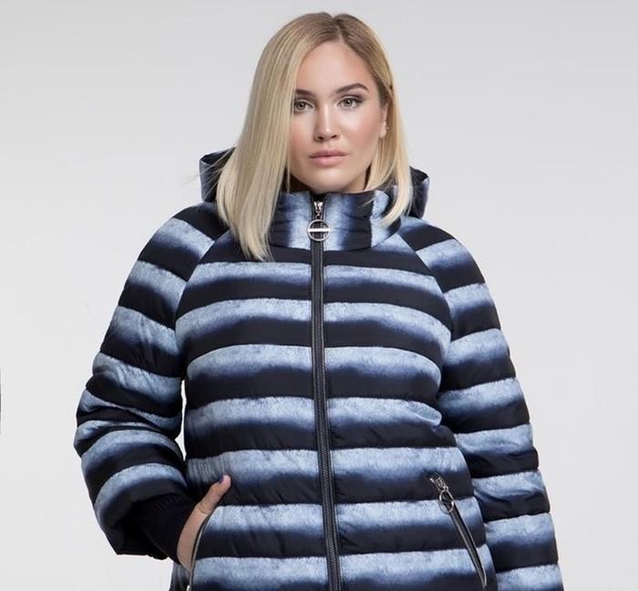 Как выбрать куртку, которая стройнит фигуру