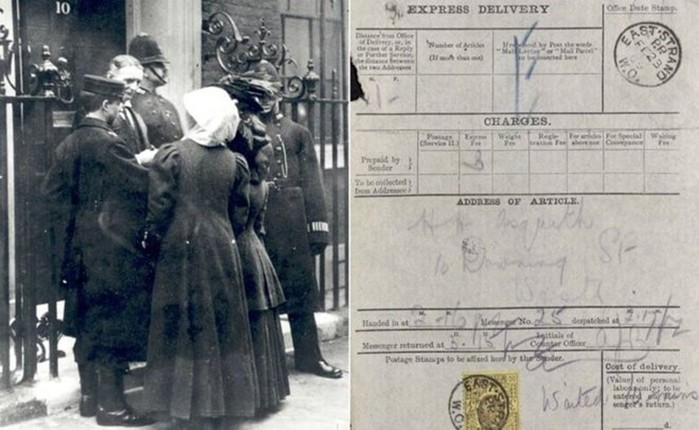 Самые странные и нелепые почтовые отправления в истории Британии