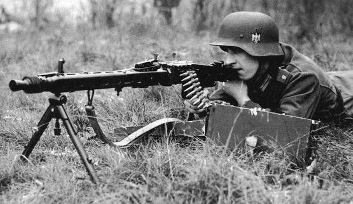 Сколько смертей во время войны было от пулевых ранений