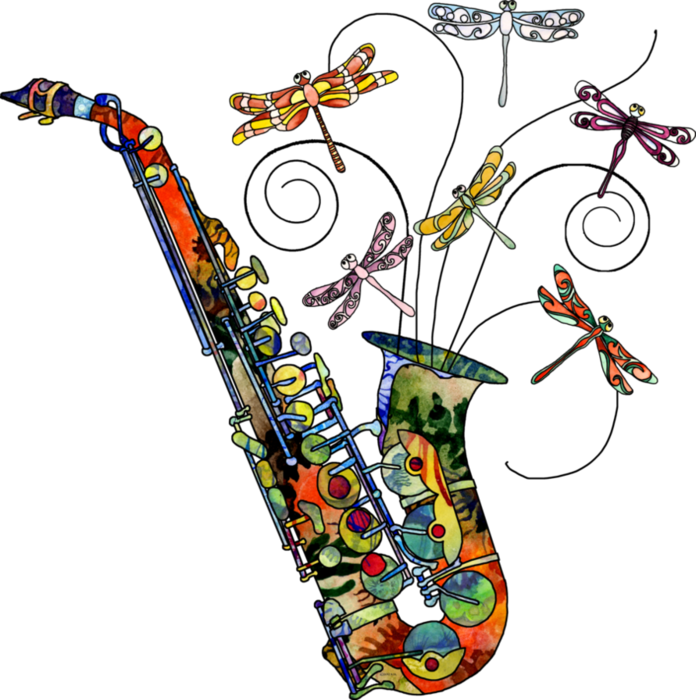 saxaphone-drawing-tattoo-12-transparent (696x700, 370Kb)