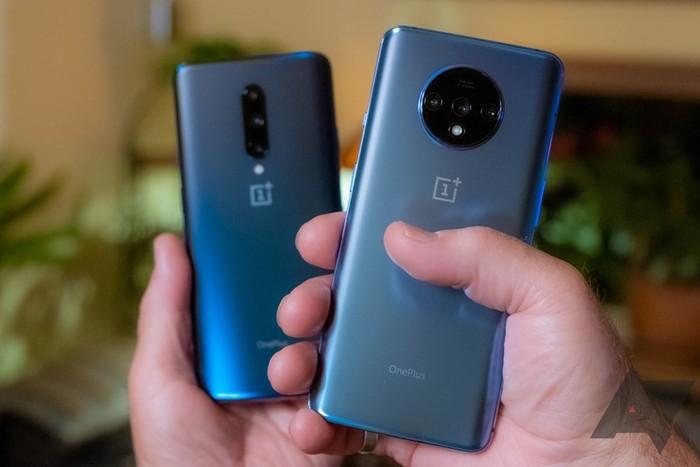 OnePlus 7T признан самым лучшим смартфоном года