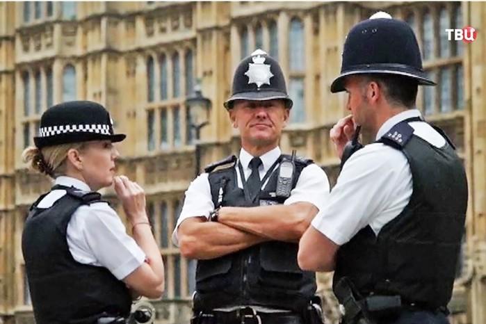 Политкорректность и британские нравы