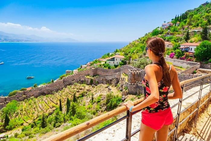 Список самых популярных стран среди российских туристов