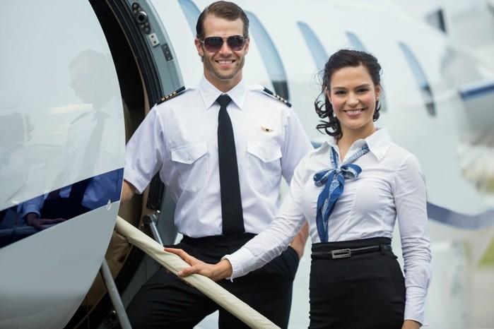 Новый метод борьбы с очередями в туалетные комнаты самолетов