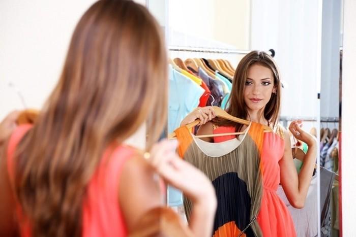 Почему в примерочной и дома одежда выглядит по разному