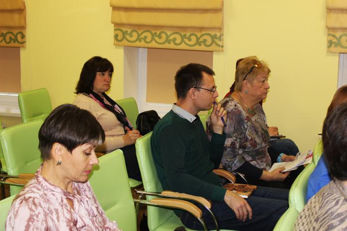 Участники Борисовского зонального методического объединения