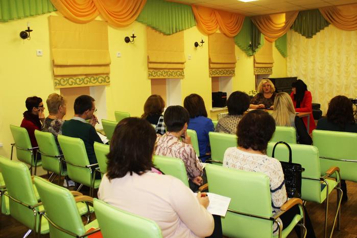 Заседание методического объединения