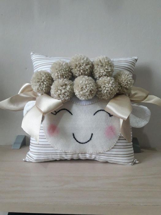 Детские декоративные подушки. Много идей
