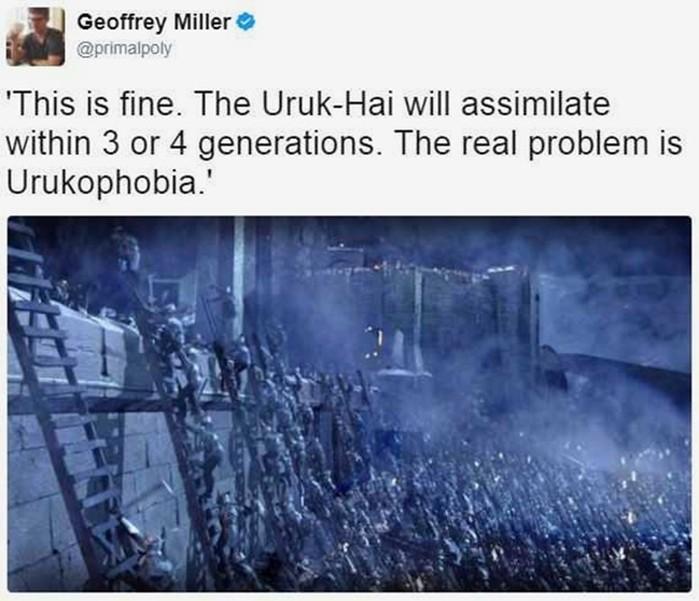Почему «Властелин колец» стал любимой книгой неофашистов