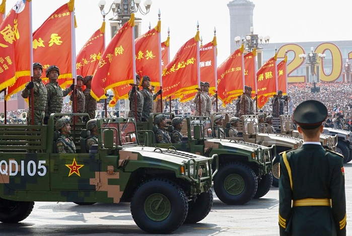 «Нет той силы, что остановит китайский народ»