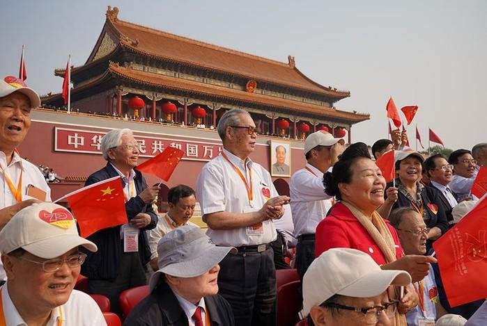 Китай отметил 70 летие коммунистического правления грандиозным военным парадом