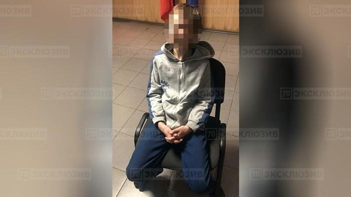 12 летний мальчик убил свою мать, поливая кипятком и вырезая части тела