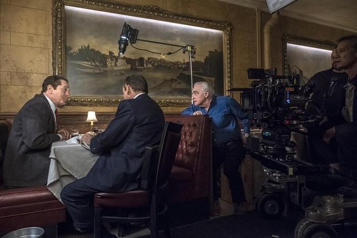 Мартин Скорсезе — об «Ирландце», старом и новом кино и дружбе с Робертом Де Ниро