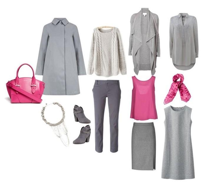 Как сделать базовый гардероб оригинальным