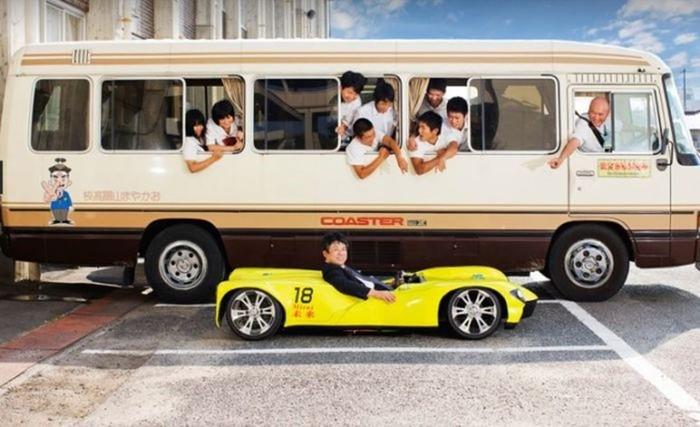 10 самых странных транспортных средств из Книги рекордов Гиннесса