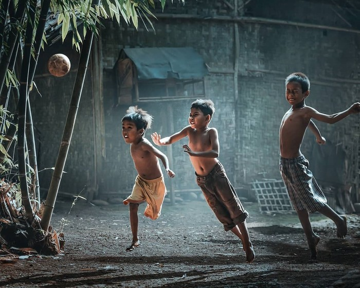 Замечательные снимки Рариндра Пракарса