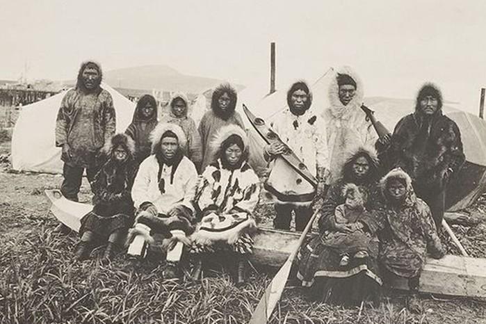 Зачем советские чукчи напали на американских эскимосов