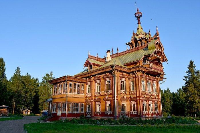 Осташово, Дом М. Сазонова, 1903 г. (700x466, 81Kb)