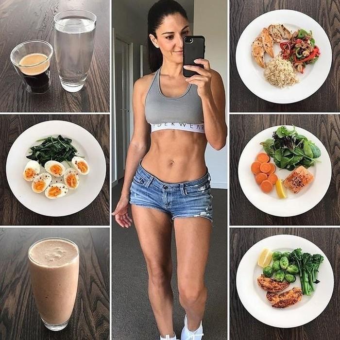Сушка Или Как Сбросить Вес. Как делать сушку тела для девушек: питание и тренировки на сушке
