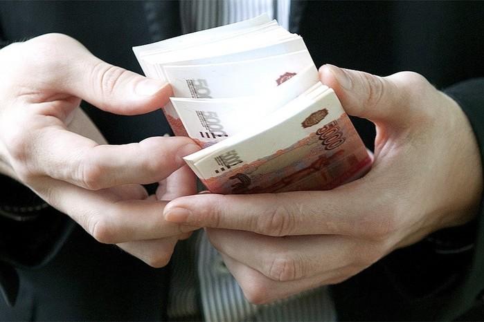 Эксперты выявили падение заработной платы по всей России