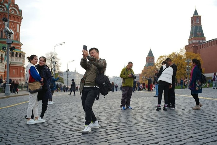 Москва выиграла премию в номинации «Лучшее туристское направление»