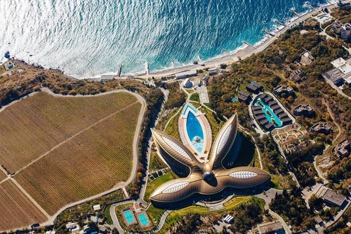 Отель в Крыму признали лучшим в мире