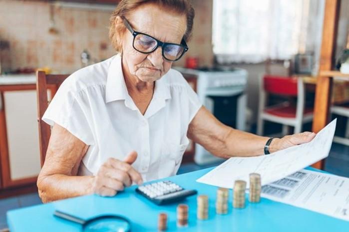 Что можно купить на пенсию американца