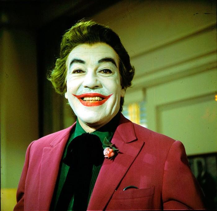 История изменения образа Джокера в кино