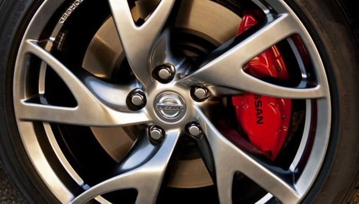 Как просто удалить черный налет на колесных дисках