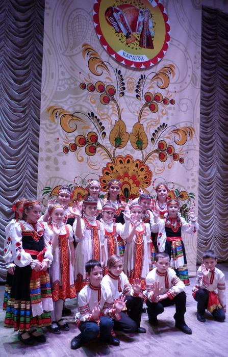 Белгородский карагод-2019