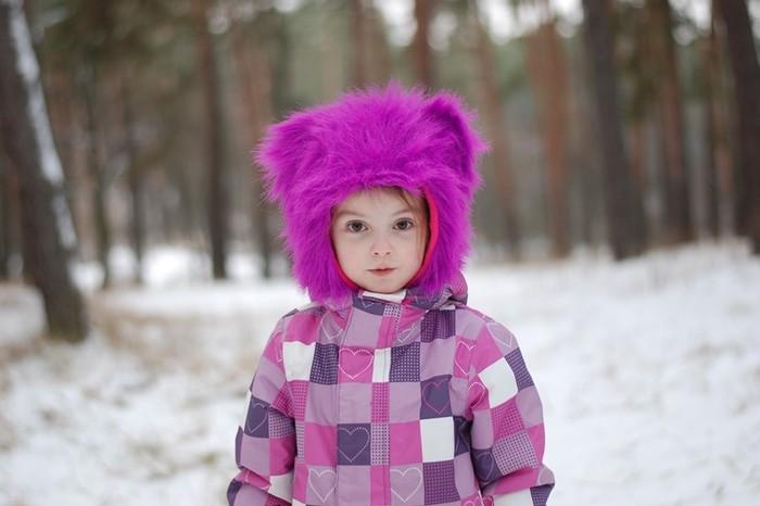 Утепляем детей на зиму: что выбрать   шерсть или флис?