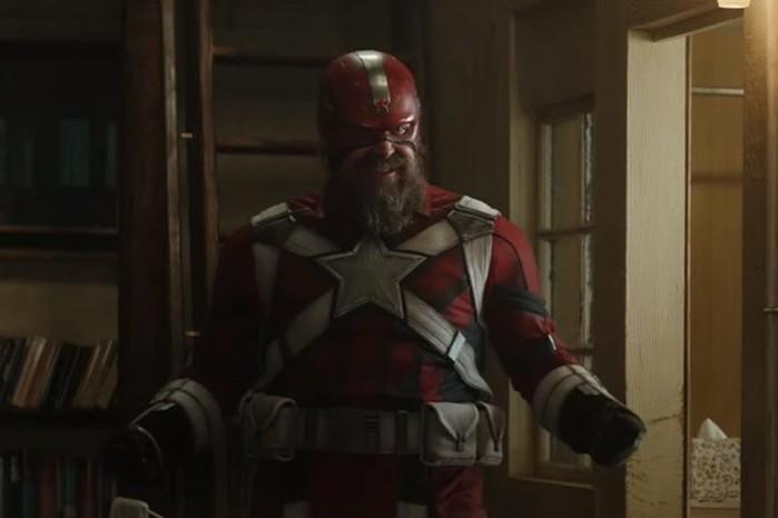 Трейлер «Черной вдовы»: растолстевший Красный Страж в спин оффе «Мстителей»