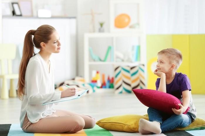 Как научить ребенка правильно говорить