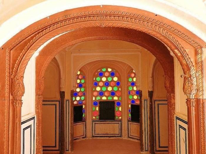 Хава Махал: уникальный «дворец ветров»